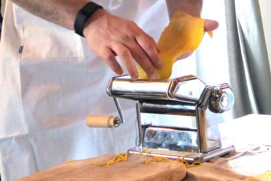 Corso cucina Saffirio
