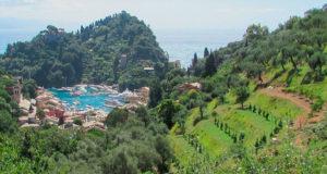Portofino e vigneti