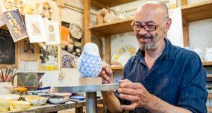 lavorazione ceramiche