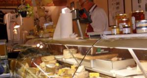 Il negozio Giolito a Bra