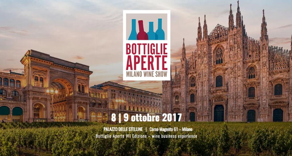 Bottiglie Aperte 2017 Milano Wine Show