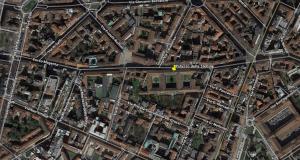Mappa Palazzo delle Stelline
