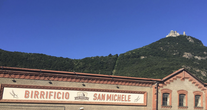 Birrificio e Sacra di San Michele